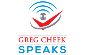 Greg Cheek Speaks